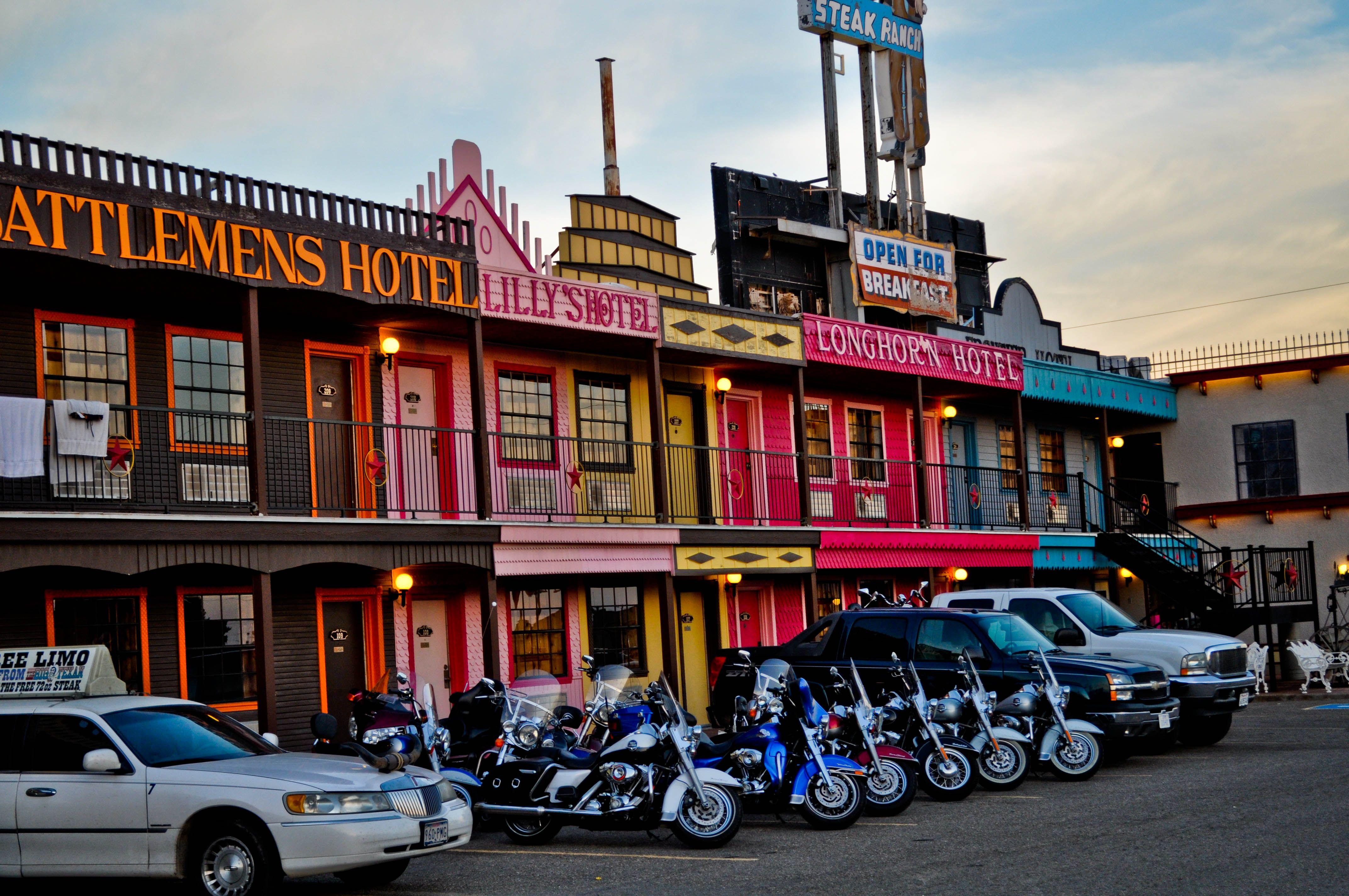Big Texan Motel Amarillo Tx