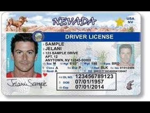 Will My Drivers License Be Suspended After A Nevada Dui Youtube Real Id Drivers License Nevada
