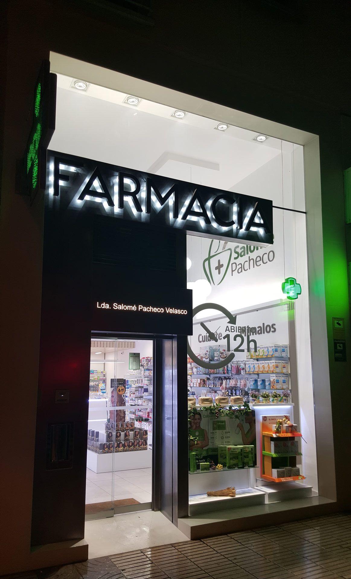 Vanguardismo Atemporal Bienvenidos A Farmacia De Salom Pacheco  # Muebles Velasco