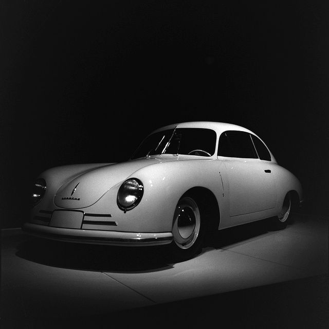 Combustible Contraptions: U201c 1949 Porsche 356/2 Gmund Coupe | 2 Door Sports