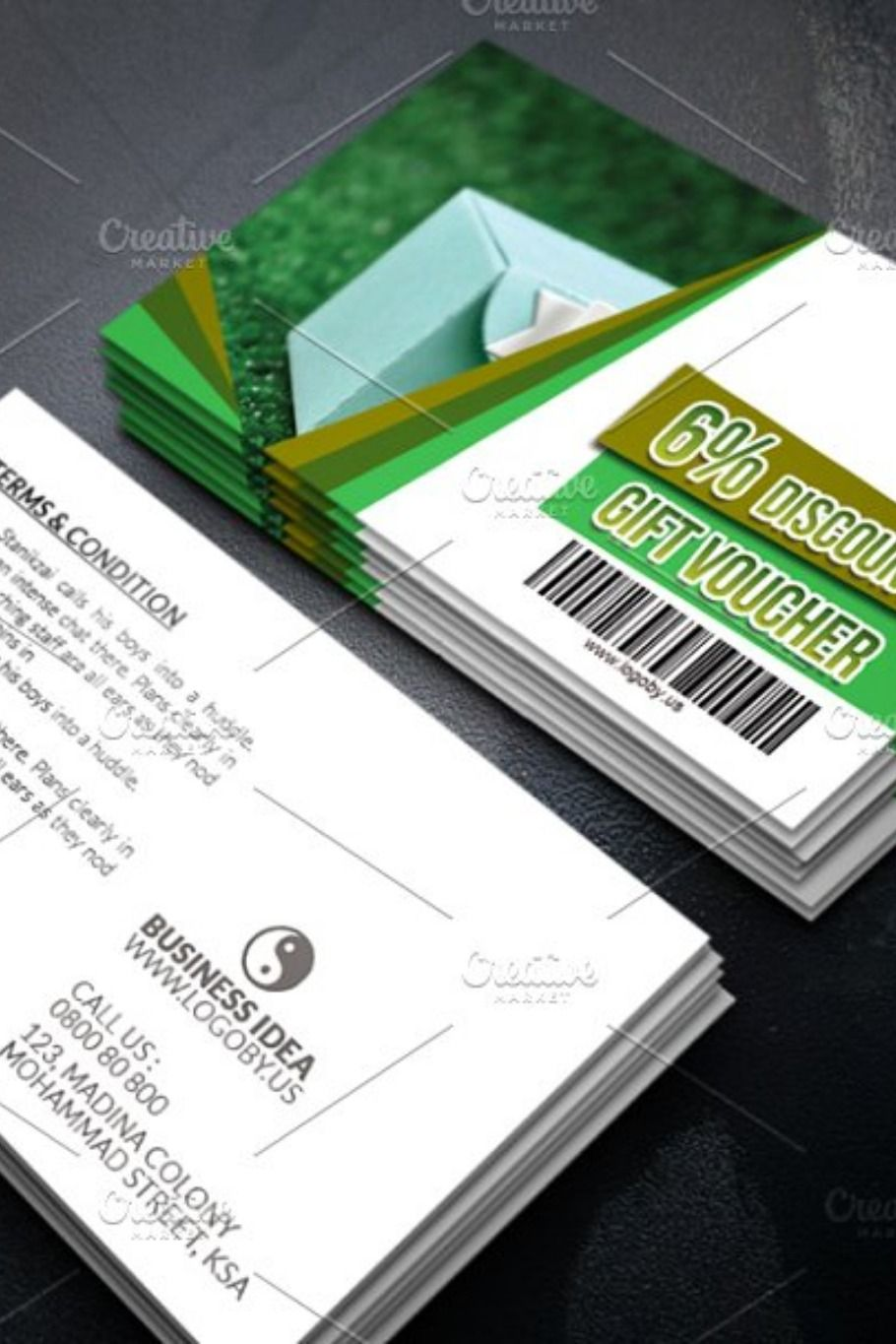 His Great Gift Card Template Is For Business Companies This