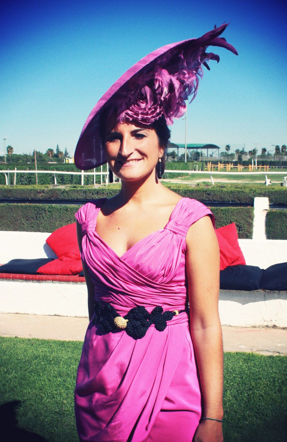shes ready for the Derby! | Derby | Pinterest | Tocado, Perfecta y ...