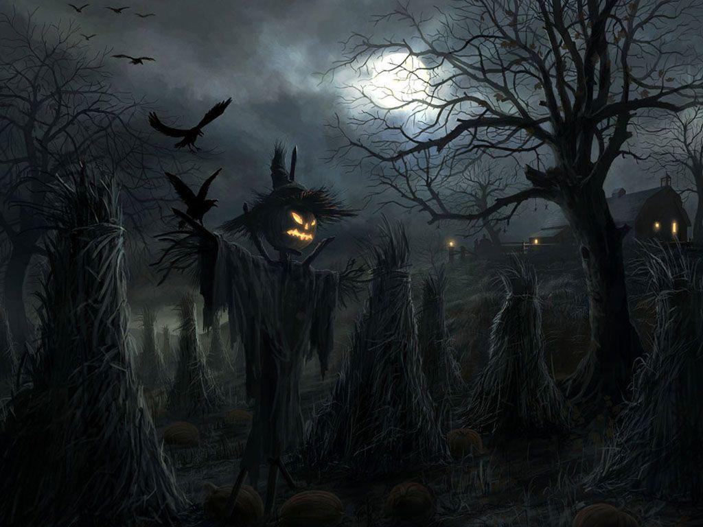 great desktop wallpaper creepy crow halloween moon scary scarecrow desktop hd wallpaper pixel super cool hd wallpaper creepy crow halloween moon scary - Halloween Scare Crow