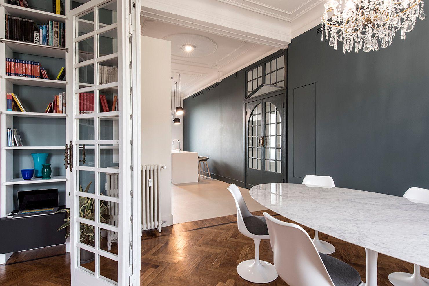 Un Appartamento a Milano dal Fascino Irresistibile