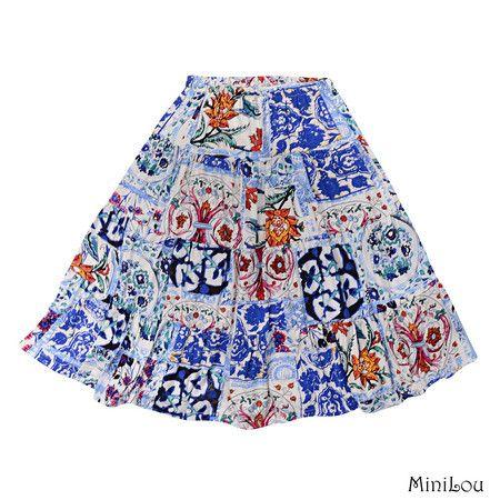 Saia Gabi 3 Marias Azulejos