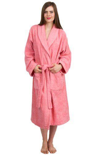 TowelSelections Turkish Terry Bathrobe - 100% Turkish Cotton 4ad009dea