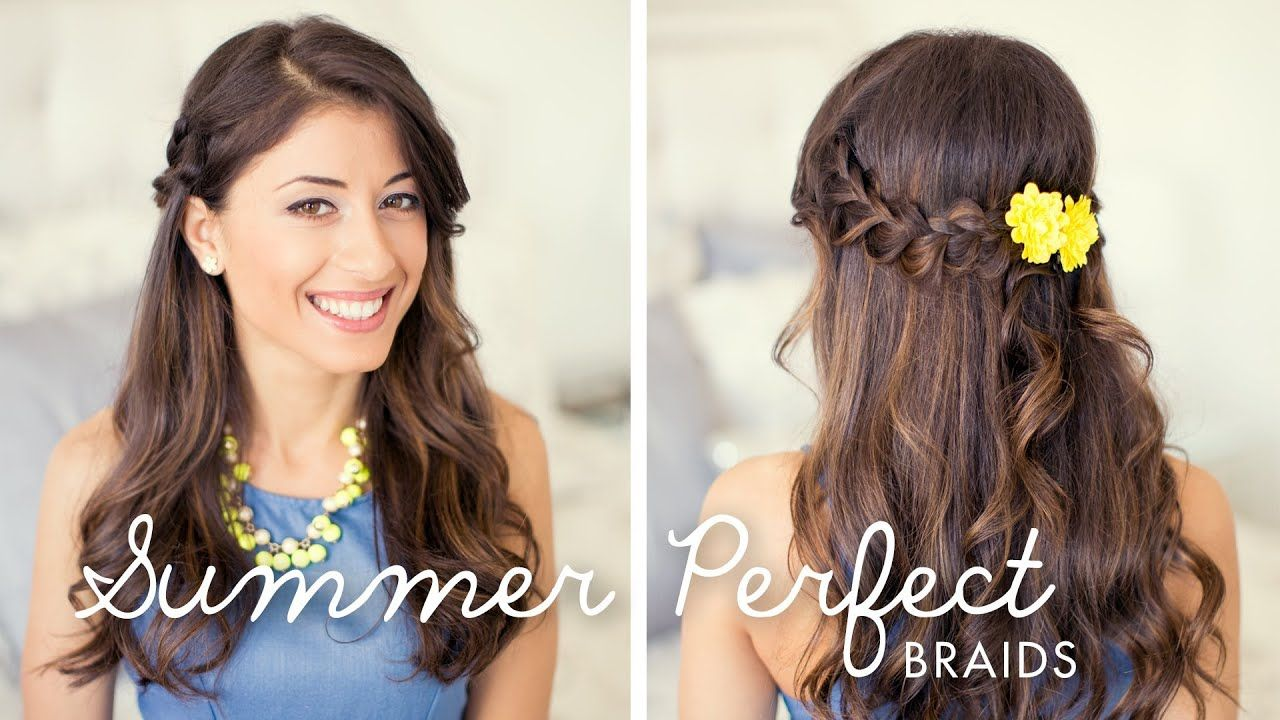 Best Hairstyle For Party Gown Hairstyle Hair Styles Long Hair Styles Perfect Summer Hair