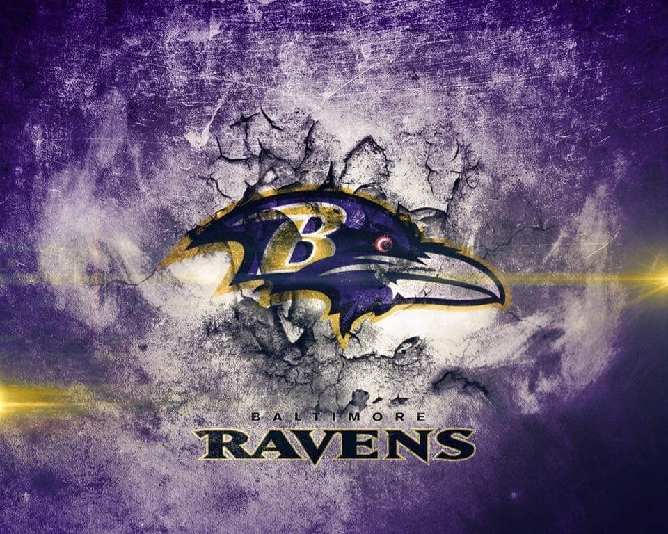 Pin By Americafan On Baltimore Ravens Artwork Baltimore Ravens Wallpapers Baltimore Ravens Raven Logo