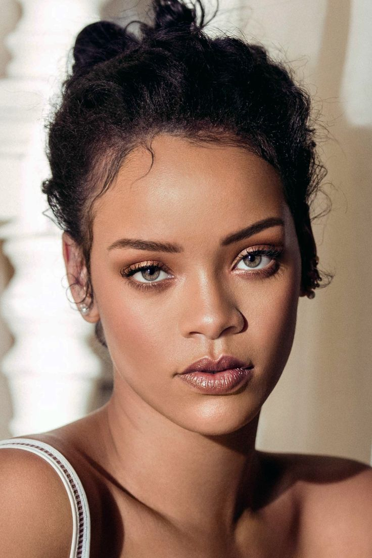 17 Best ideas about Rihanna Makeup on Pinterest | Makeup, Garnier .