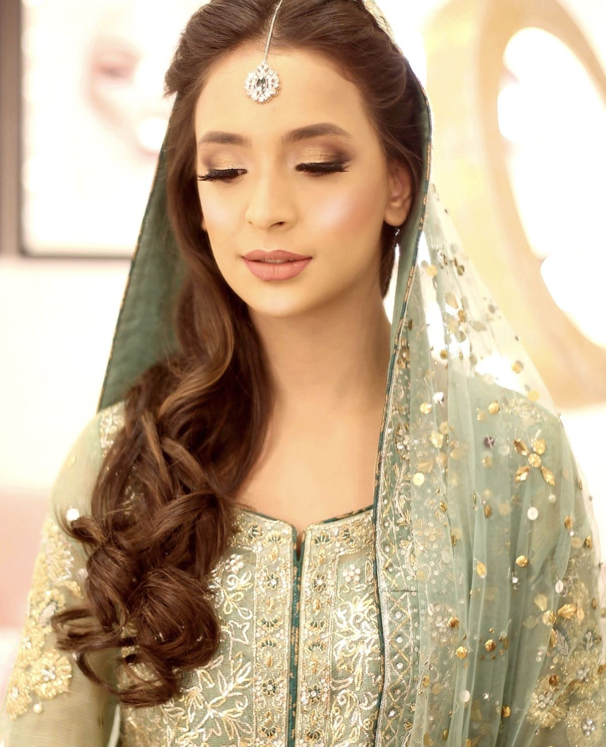 engagement bride hairstyle | women's fashion in 2019