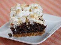 Smores Brownies 15