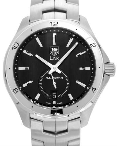 TAG HEUER LINK Collection Made in Switzerland Brand New Date Swiss Automatic Watch