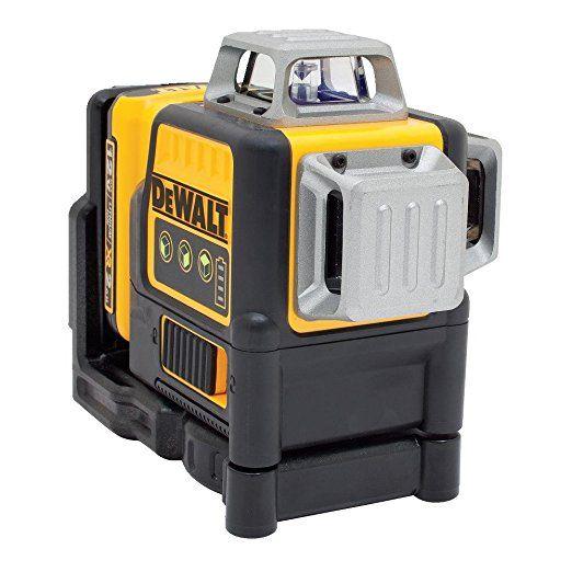 Dewalt Dw089lg 12v Max 3 X 360 Line Laser Green With Images Dewalt