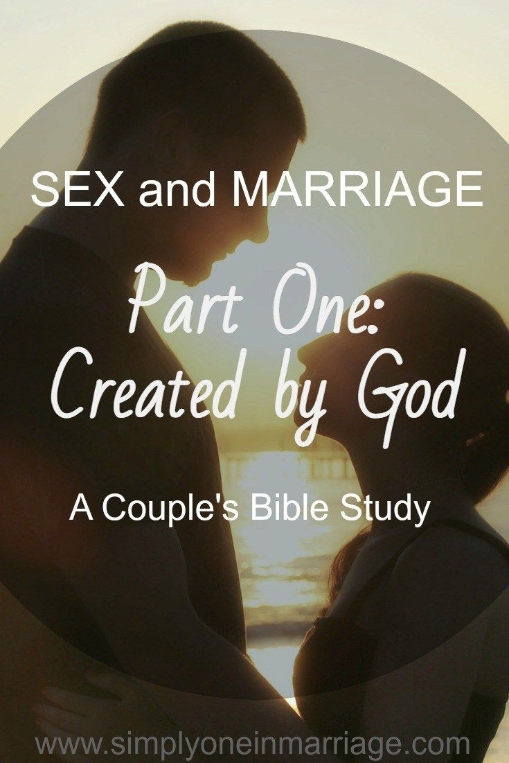 Sex help for christian married couples