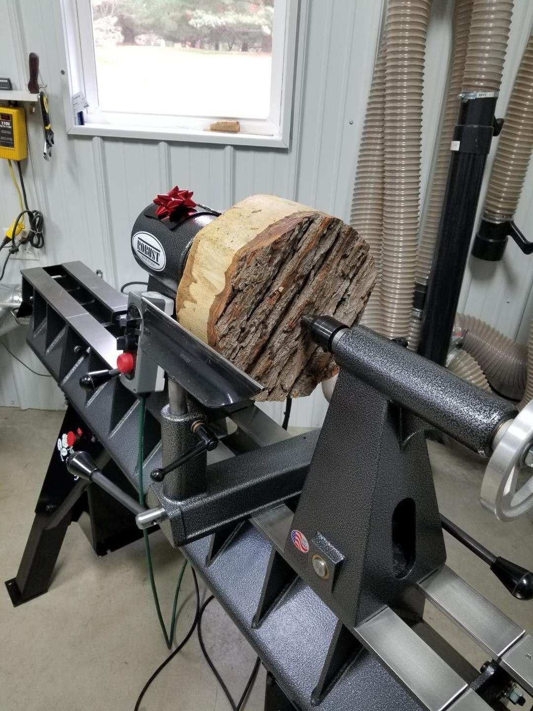 Robust Lathe Scout