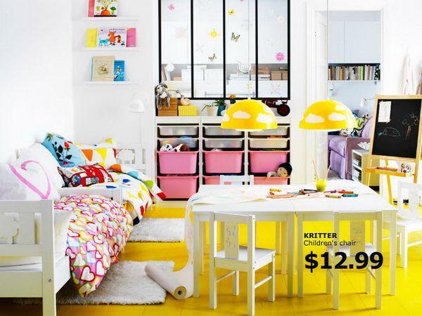 Ikea Kids Room Catalogue, Children's Playroom Furniture