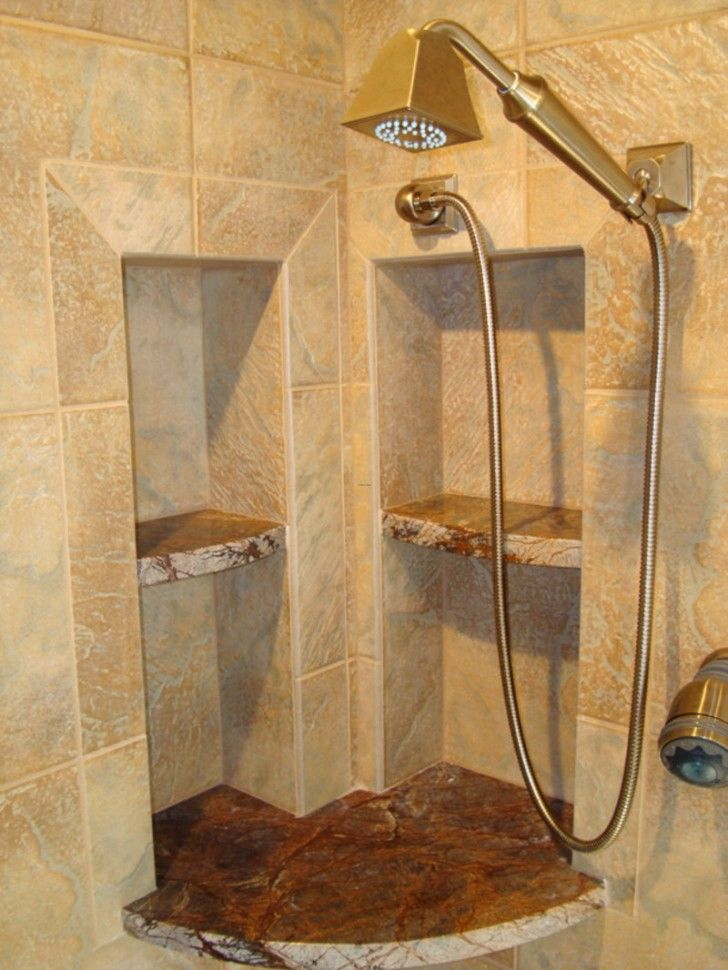 6 Unique Shower Designs For Small Spaces bathroom Pinterest