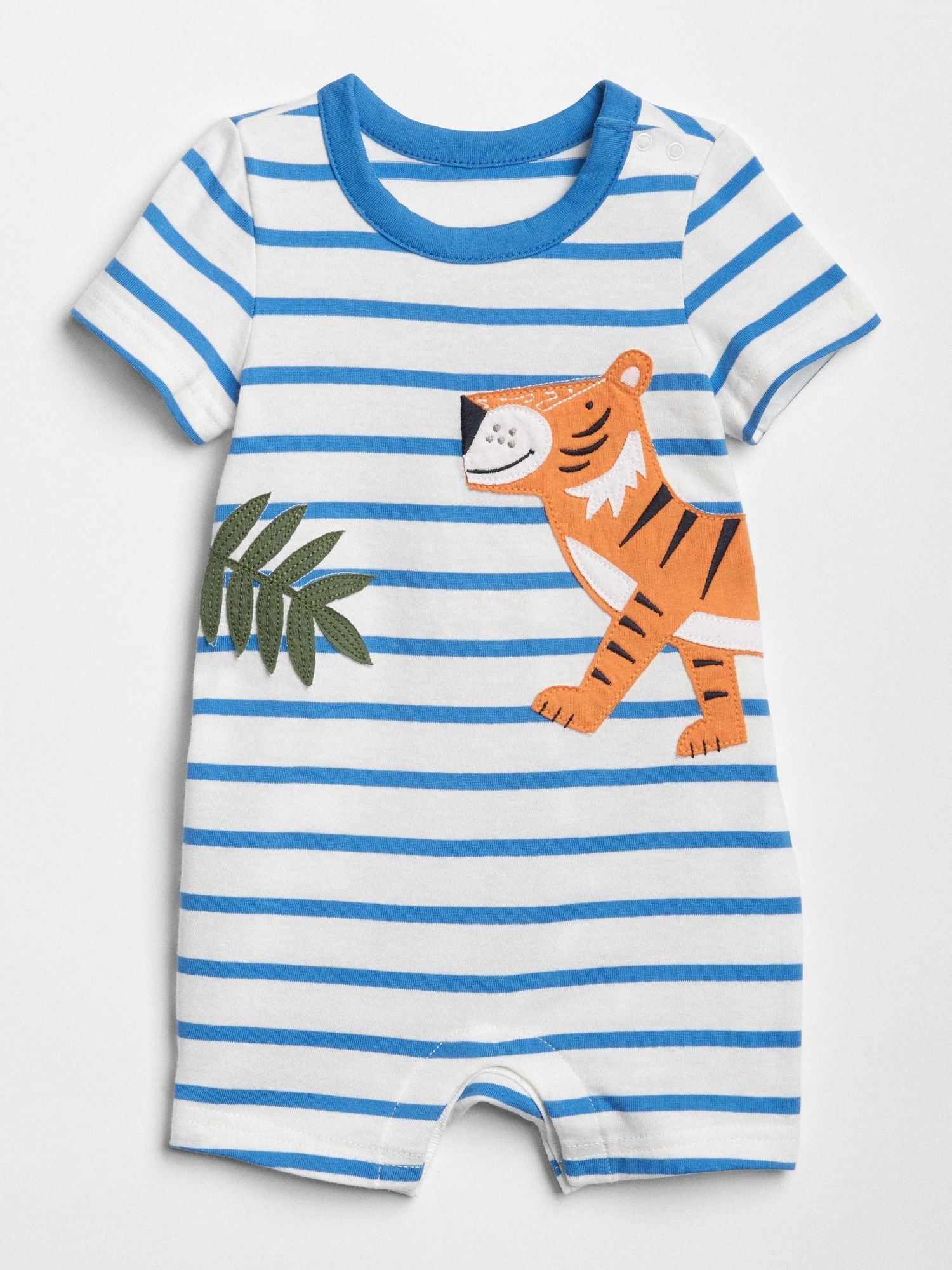 1f848d9097 Graphic Shorty One-Piece | Gap | {Baby Boy} | Baby boy outfits, Boy ...
