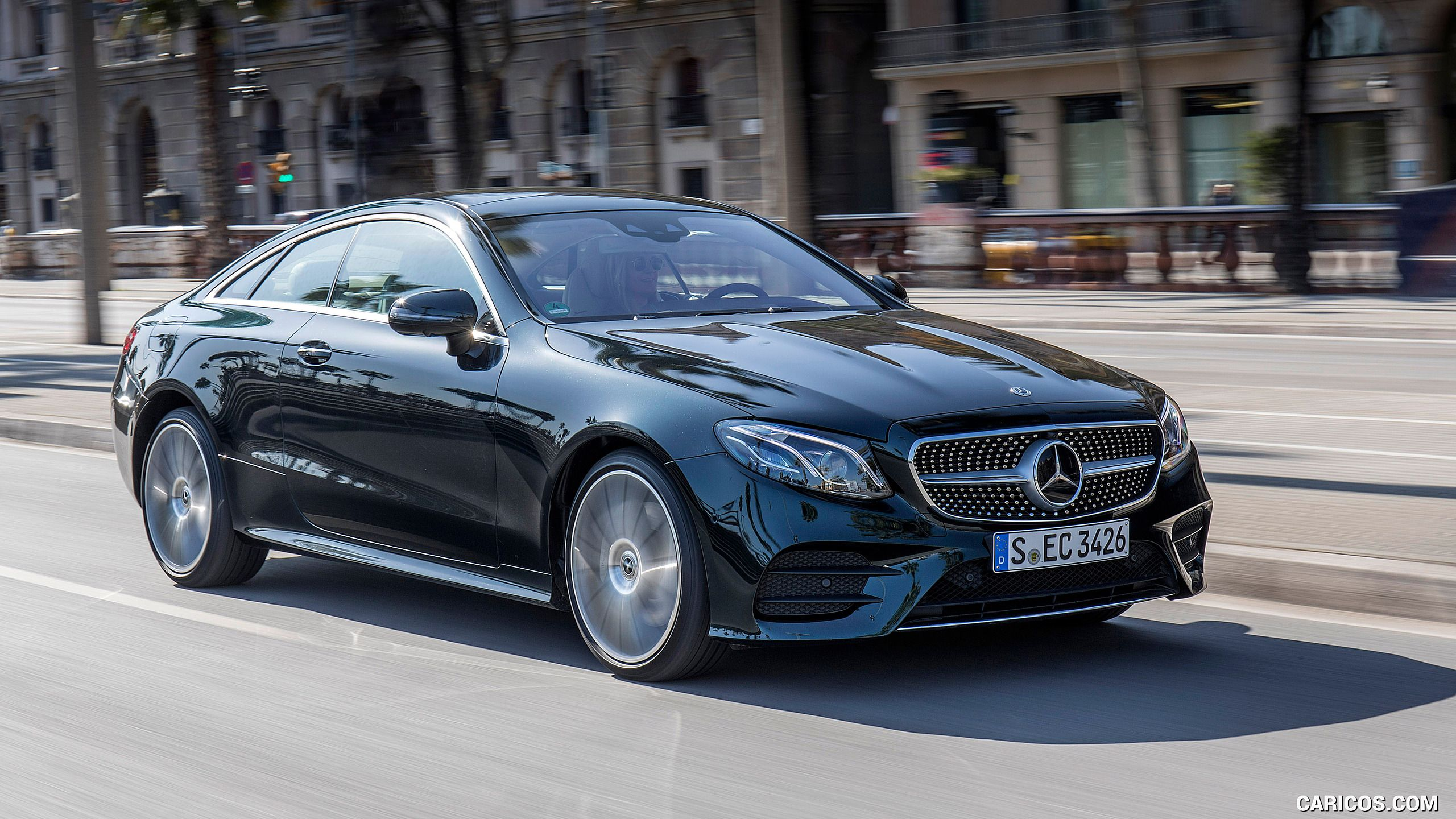 2018 Mercedes Benz E Class Coupe Wallpaper Mercedes Benz Benz Mercedes