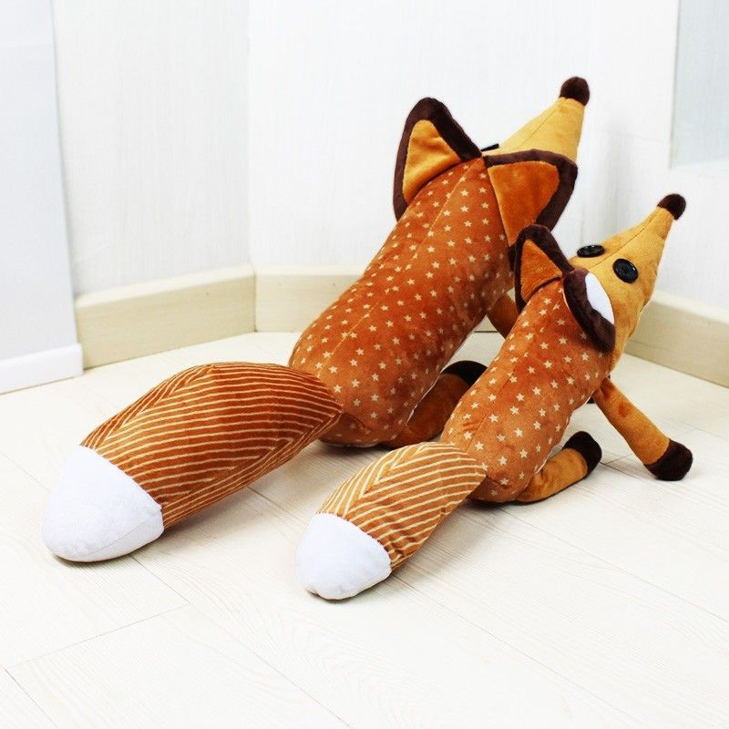 The Little Prince 40cm 60cm Fox Plush Dolls le Petit Prince stuffed animals plush education toys for baby Birthday Xmas gift (19)