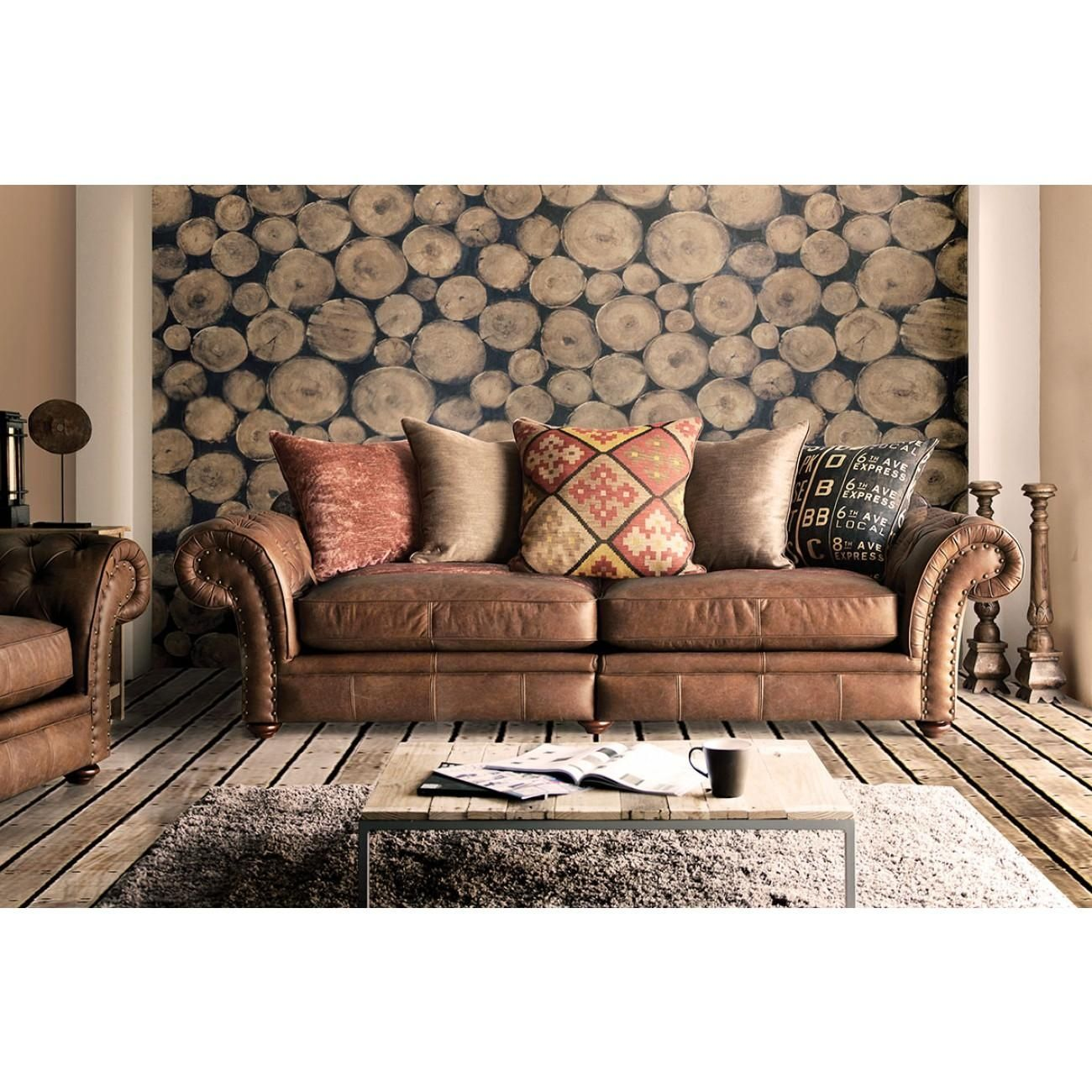 Leather And Material Sofas Fabric Sofa Replacement Couch