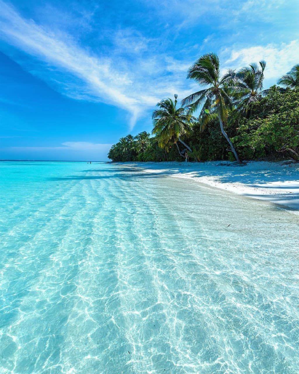 Maldives Beach: Tag Someone You Would Discover Maldives @nature Paradise