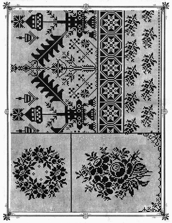 Gallery.ru / Фото #13 - 1920 - Аргентина - paradisea   Вишивка ...