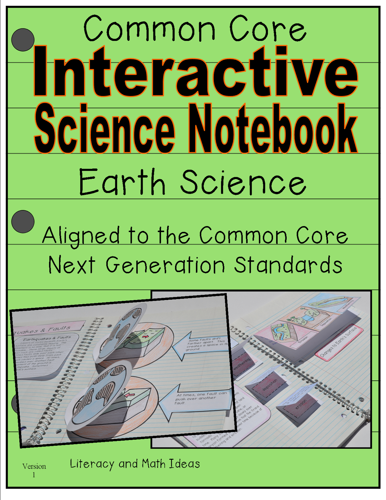 This Earth Science Interactive Journal Is Unique Because