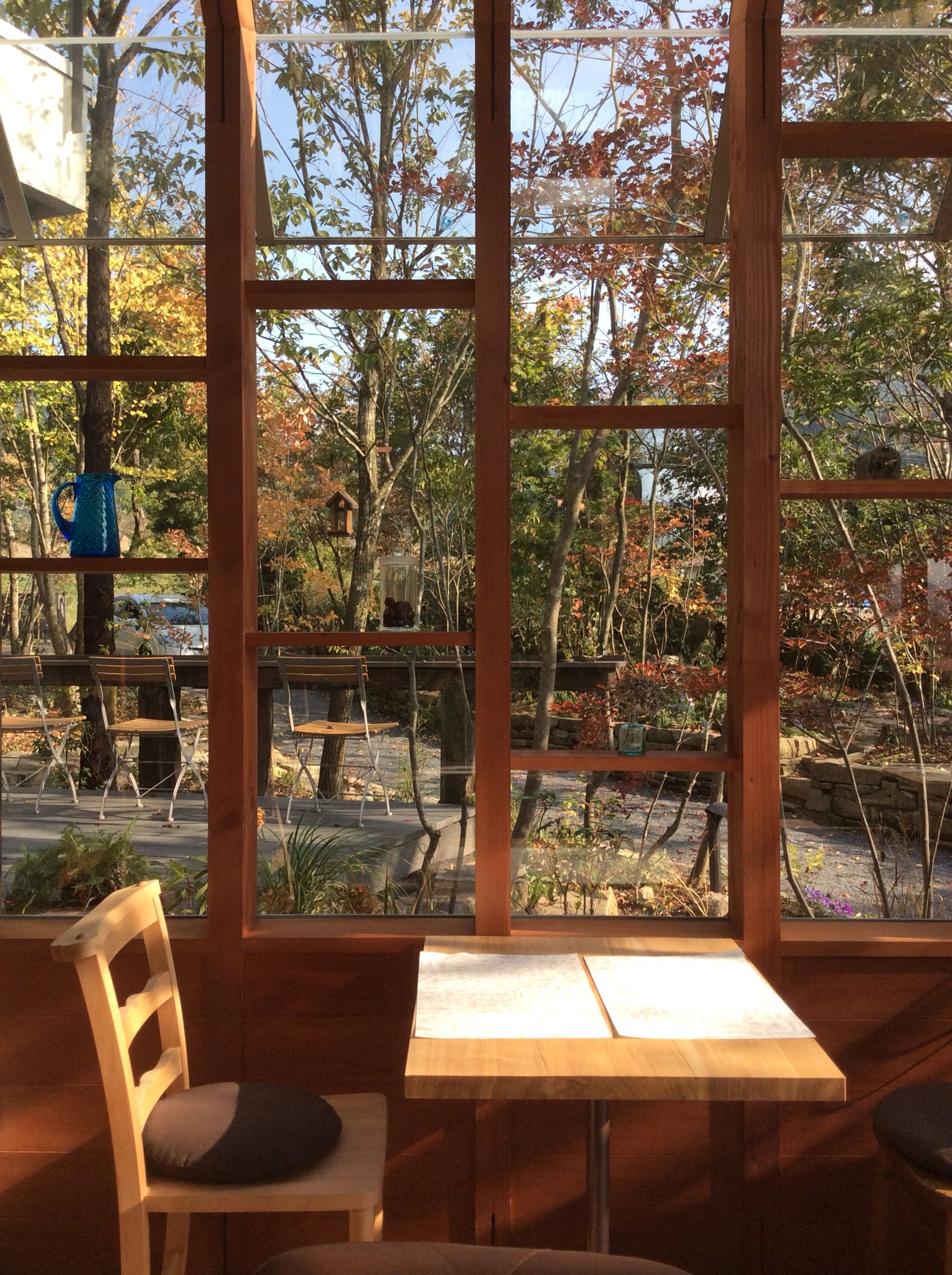 Noma no mori Migiwa garden lounge Nose, Osaka, Japan   Restaurant ...