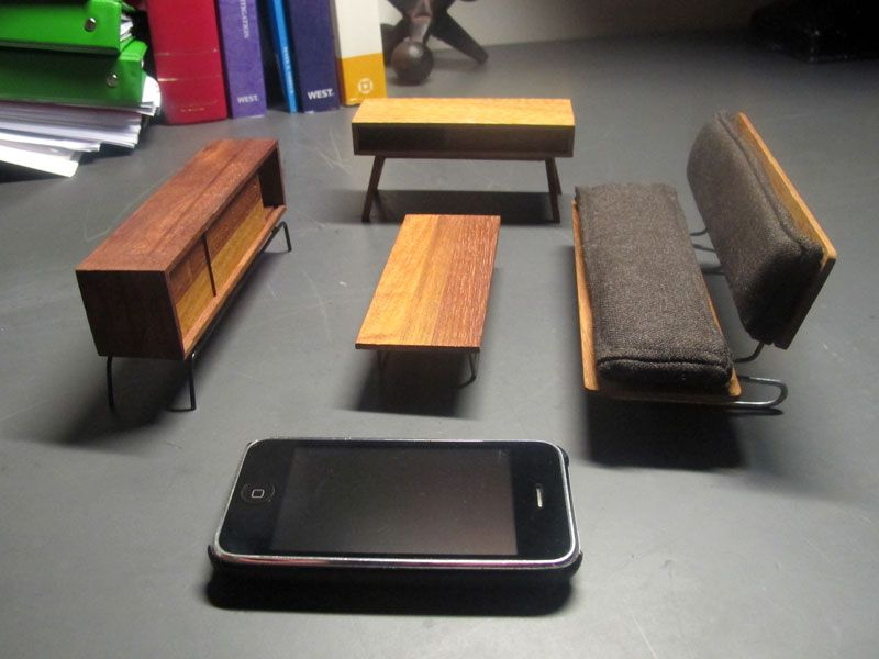 how to build miniature furniture. I Made Some Furniture. Small 1:12 Scale, Which Comes Out How To Build Miniature Furniture W