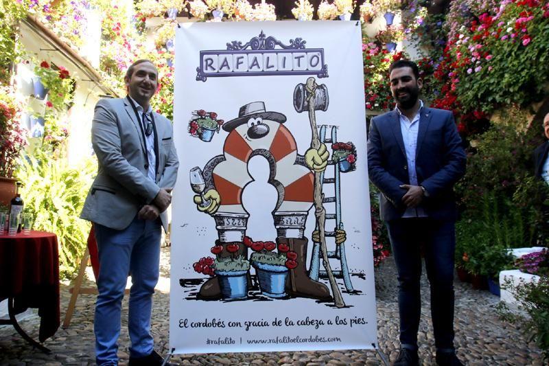 Las fiestas de Córdoba ya tienen mascota y se llama Rafalito - Foto: MIGUEL ÁNGEL SALAS  Estefany Bravo Sánchez A01375604