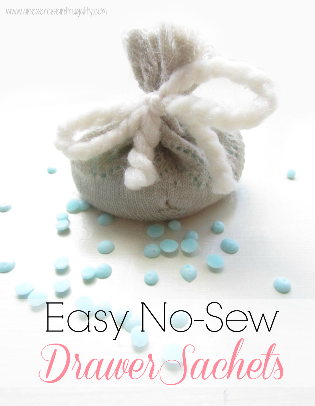 Easy No Sew Scented Sachets Scented Sachets Drawer Sachets Sachet