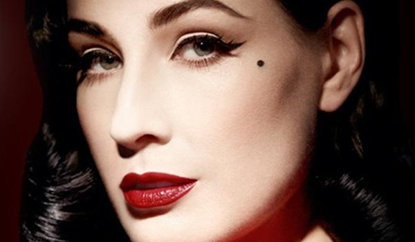 Makeup Trends 2013; Cat Eye Makeup Dita von teese makeup