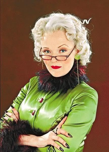 Costume Design Harry Potter Cosplay Miranda Richardson Rita Skeeter