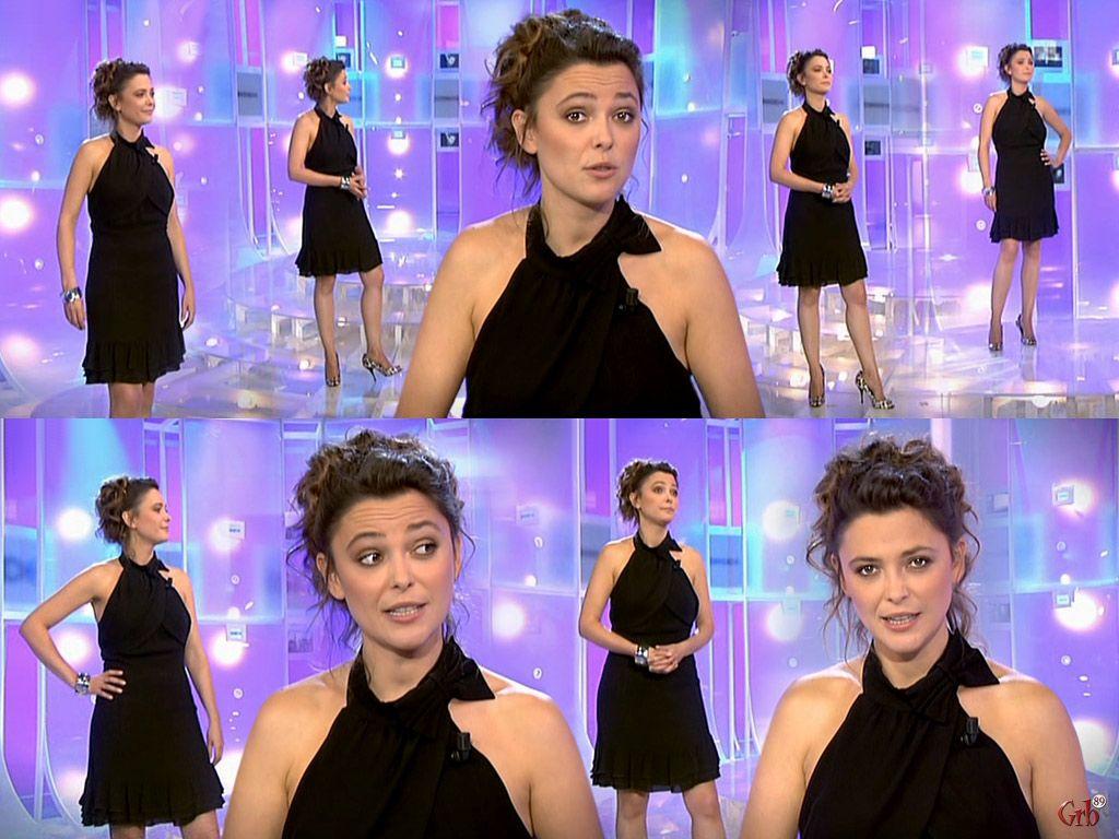 Sandrine Quetier 28/06/2008 Sandrine quetier, Télévision