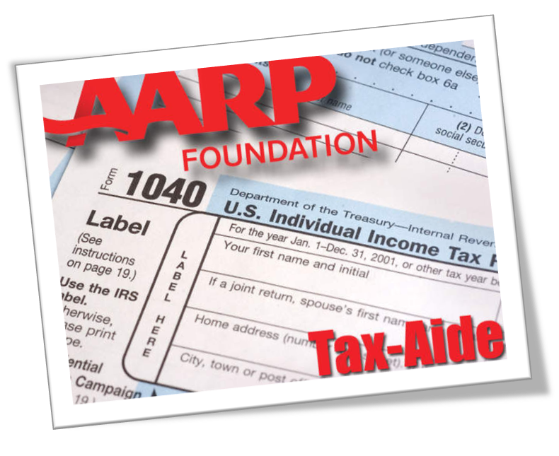 Aarp tax aide locator
