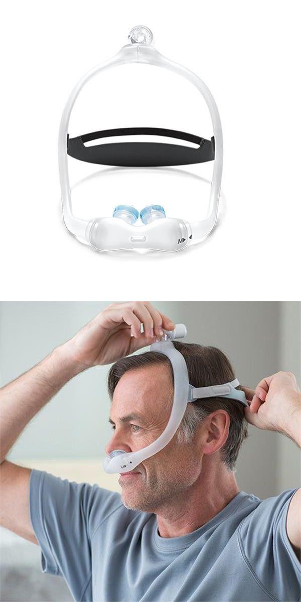 Philips Respironics DreamWear Gel Nasal Pillow CPAP Mask