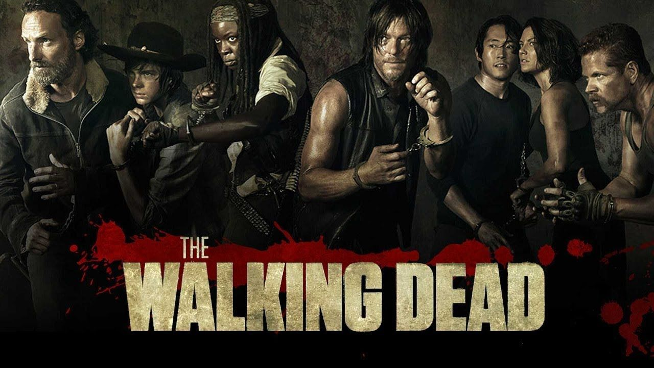 DONDE PUEDO VER THE WALKING DEAD TEMPORADA 1 2 3 4 5 6 EN AUDIO ...