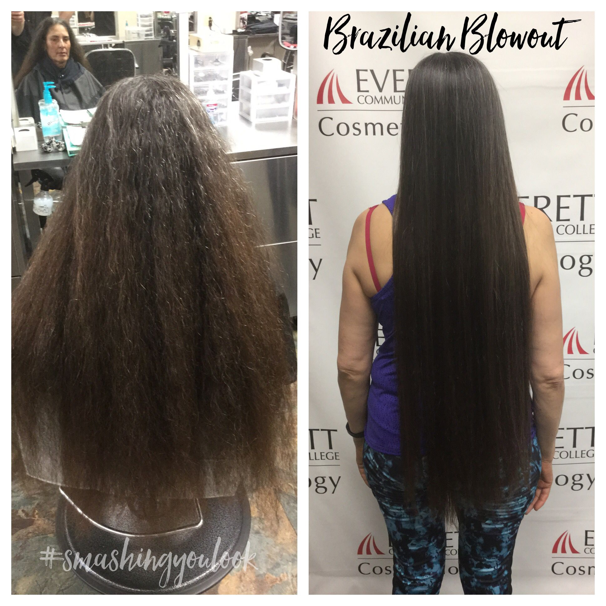 Brazilian blowout on my client. 5/26/16 | Perming/Chemical