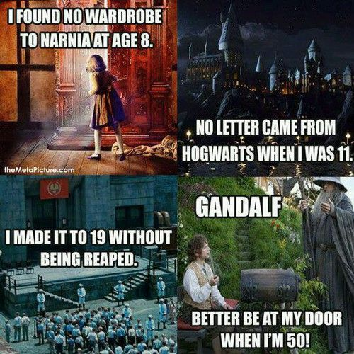 Harry Potter | via Tumblr
