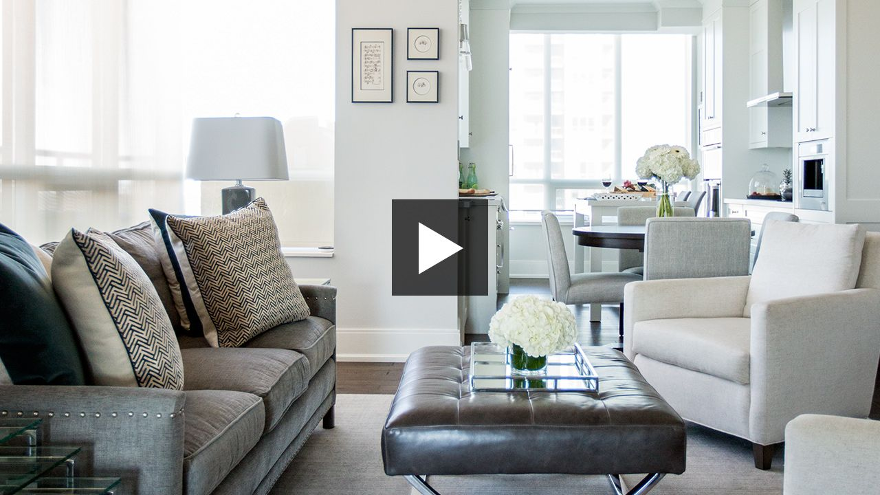 How To Make A Condo Feel Like A House | Condos, Empty and Contemporary