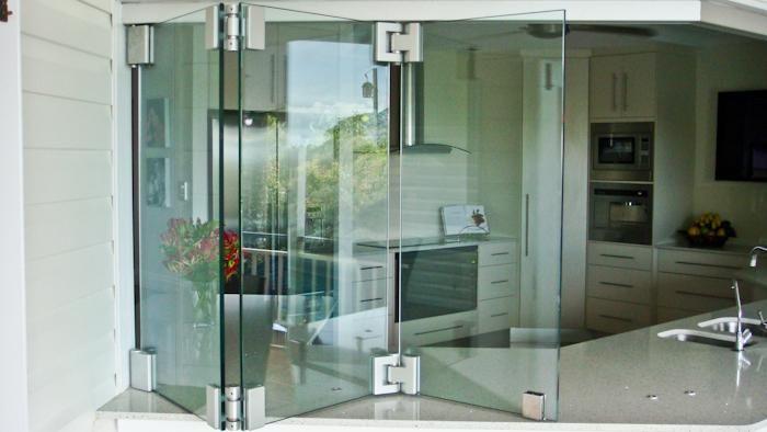 Outstanding frameless bi fold glass doors images ideas house john hyde frameless bifold doors interiors pinterest doors planetlyrics Images