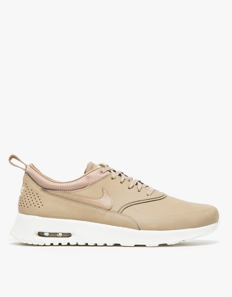 nike air max thea premium beige leather furniture