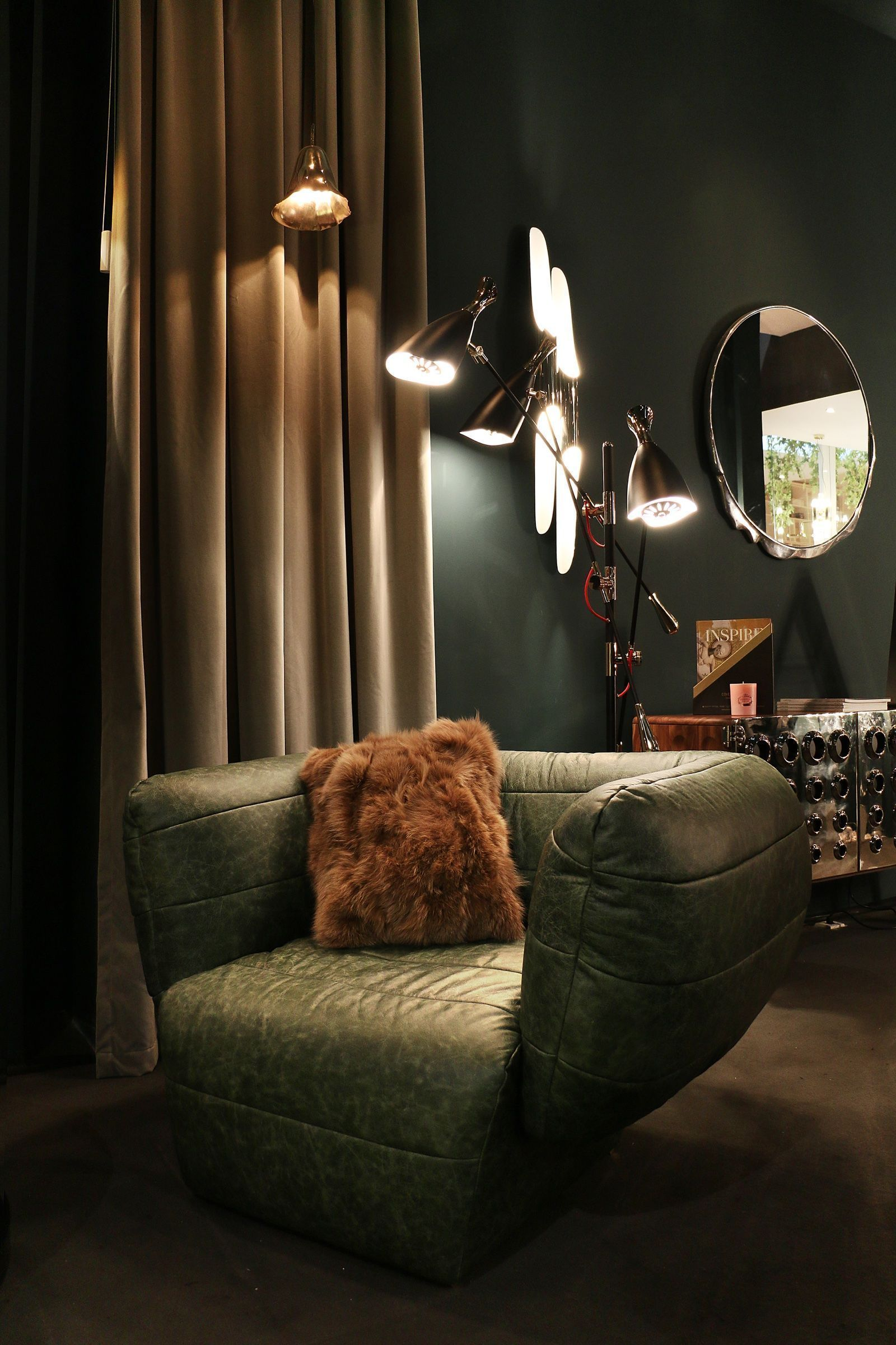 Elevate Your Interior With Mid Century Modern Furniture And Lighting They