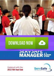 ServSafe Manager, Revised with ServSafe Exam Answer Sheet ...