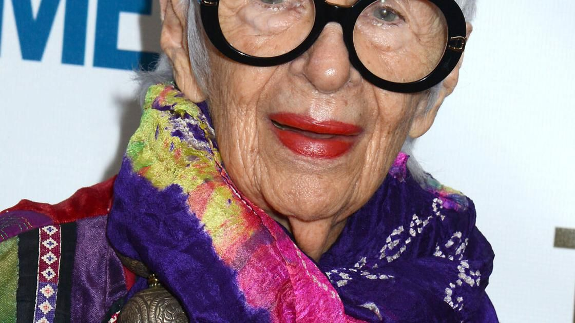 Fashion Icon Iris Apfel On Her Coloring Book And Teaching College Students Yoursun Com Teaching College Students Teaching College Style Icons