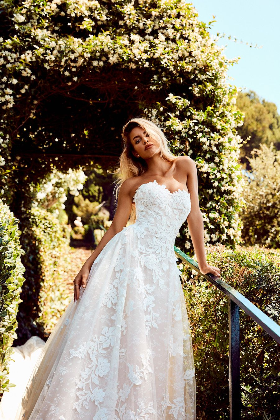 4d59767951 Ballgown wedding dress with sweetheart neckline and lace. Studio St Patrick  2018 – Zelanka  weddingdress  stpatrickbridal