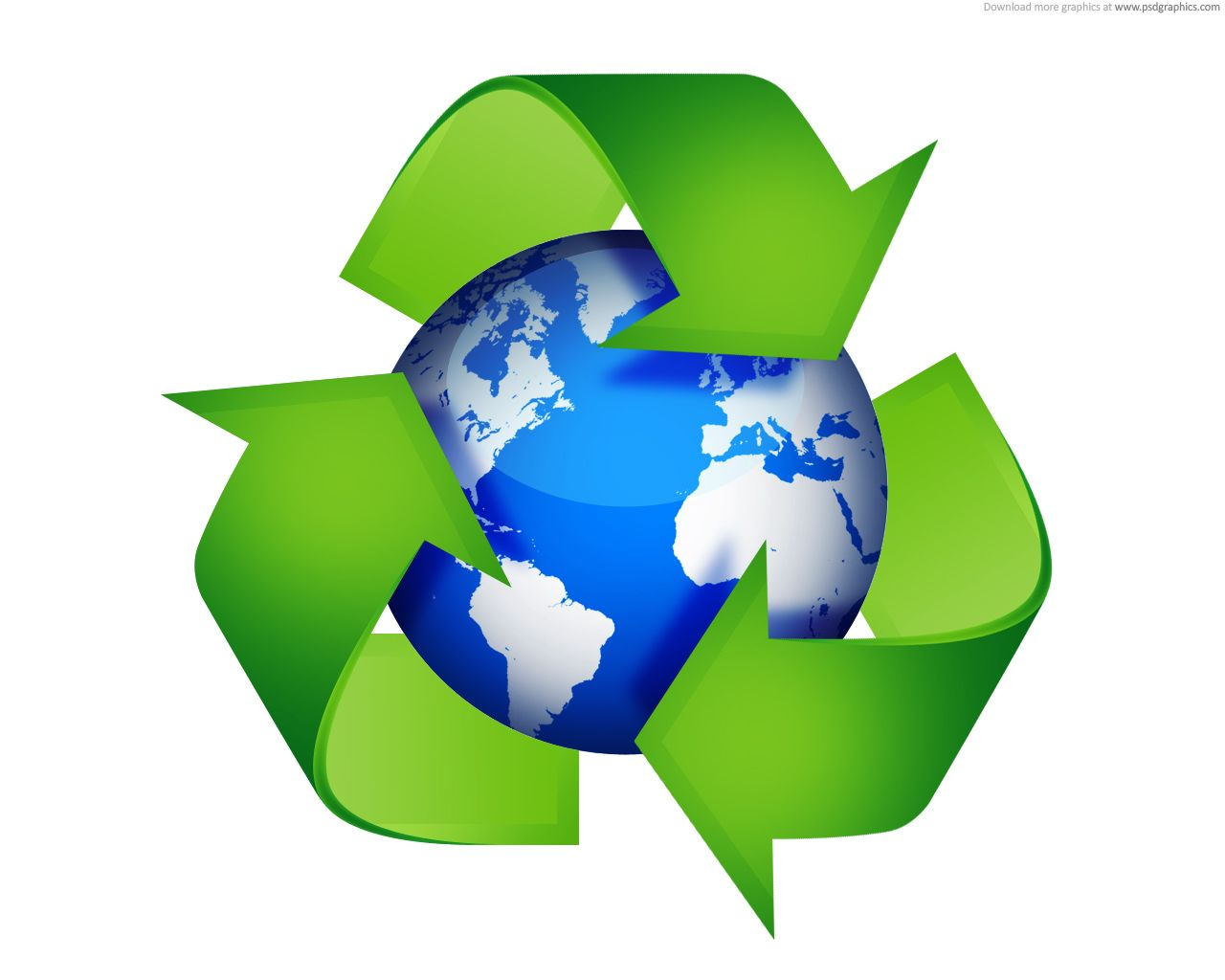 Recycling Recycle Symbol Green Recycling Recycling