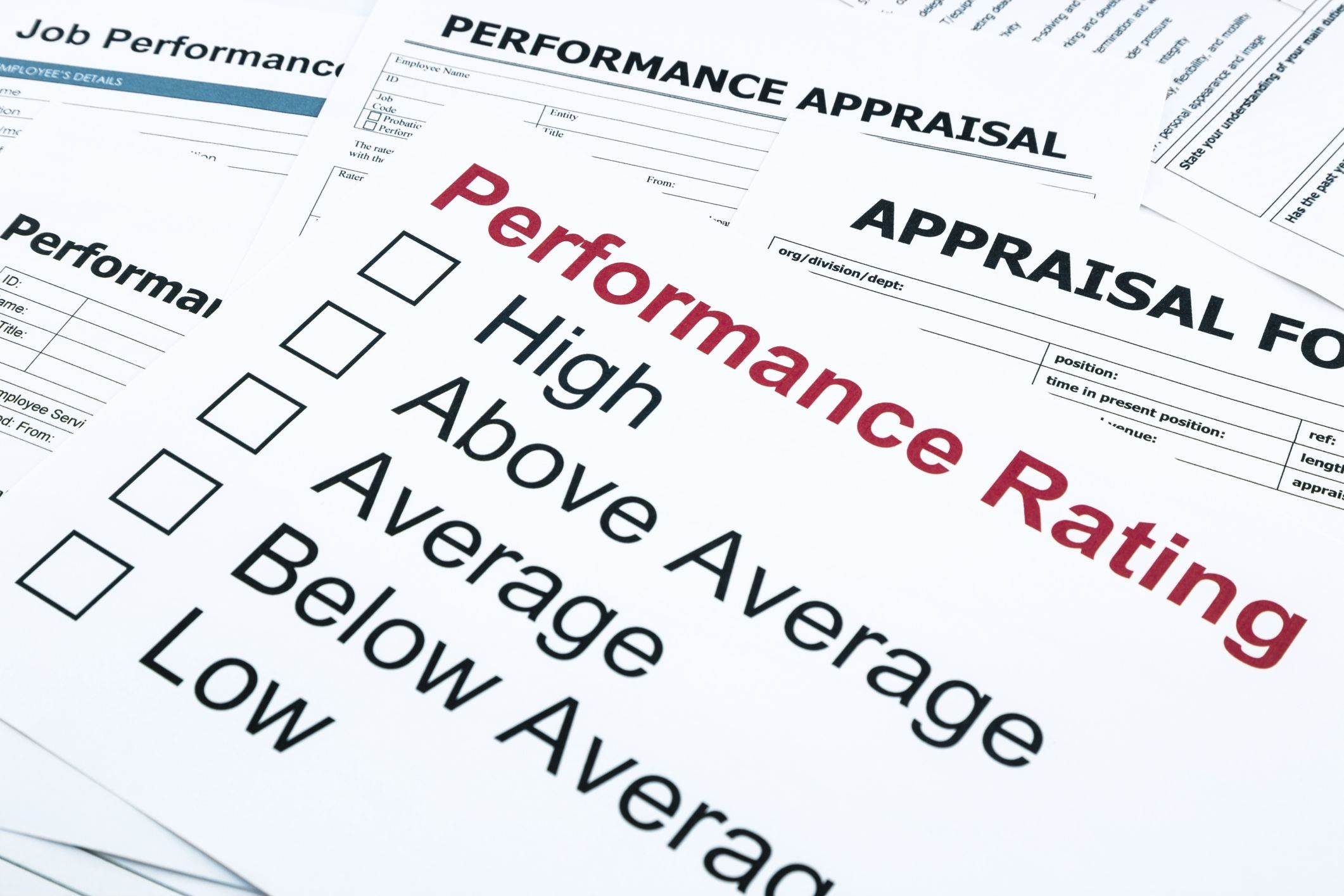 Sample Phrases for Performance Reviews | Performance ...