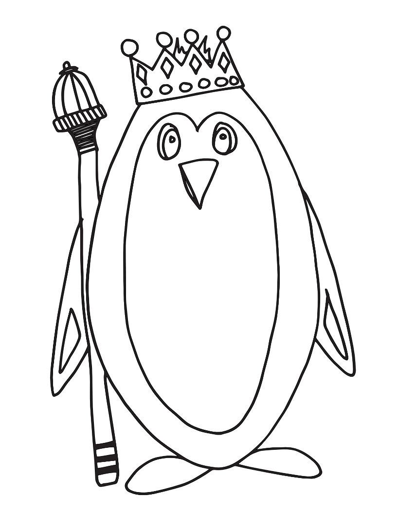19 Penguin Coloring Pages For Kids Free Printables Stevie Doodles Penguin Coloring Pages Penguin Coloring Coloring Pages